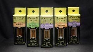 K.I.N.D. Live Resin Flavors