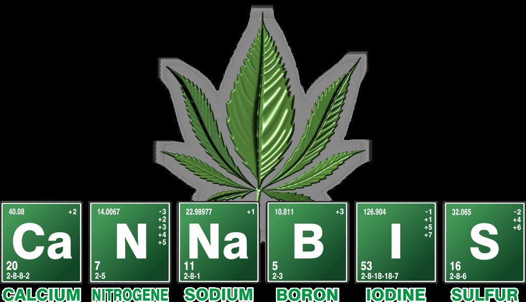 cannabis spelled
