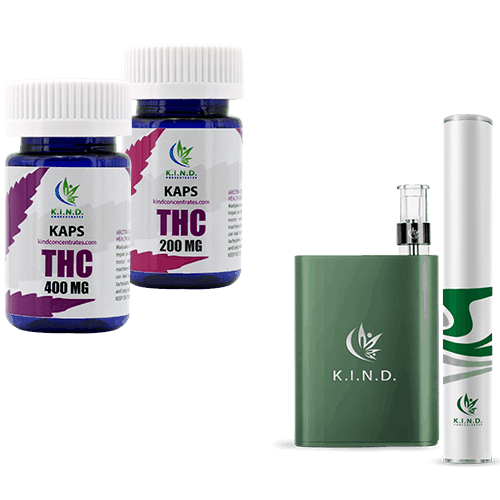 KIND Concentrates products