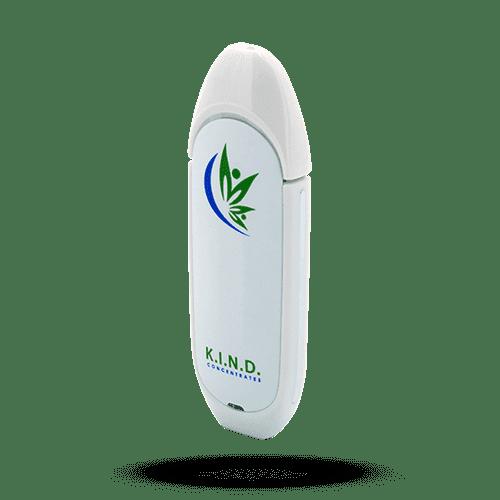 new K.I.N.D. Concentrates dart product assembled