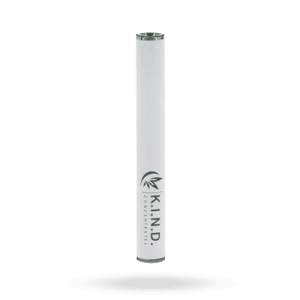 kind vape pen charger white