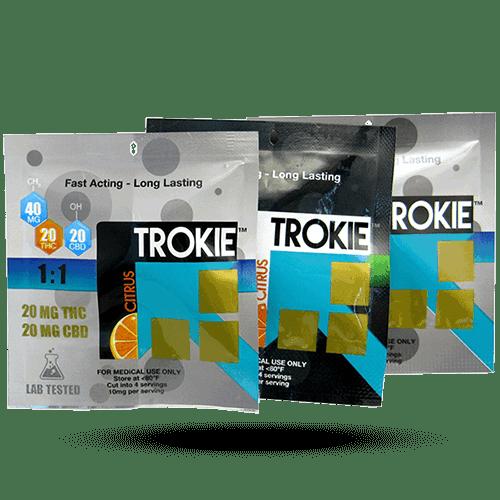 Cannabis Lozenges - Trokie