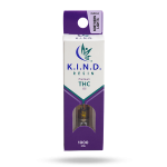 K.I.N.D. Resin 1000 mg THC vape cartridge - Northern Lights