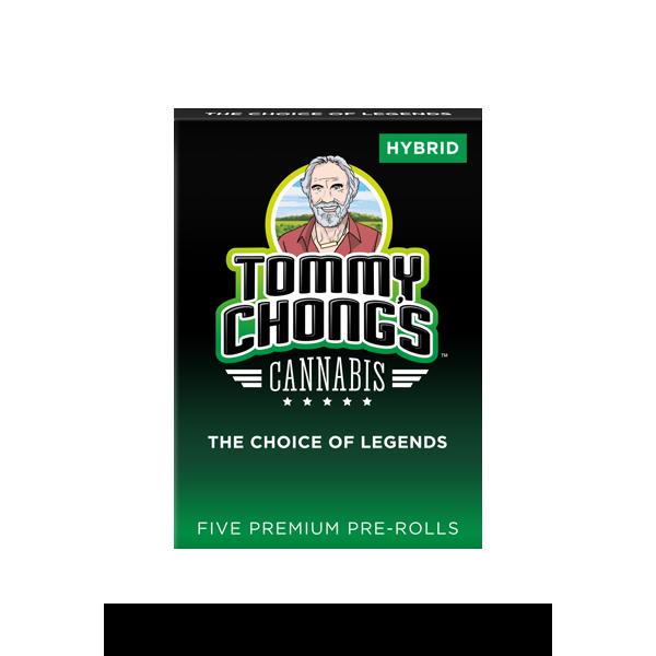 tommy chongs premium hybrid pre rolls