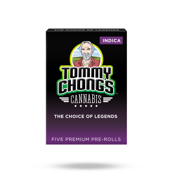 tommy chongs premium Indica pre rolls