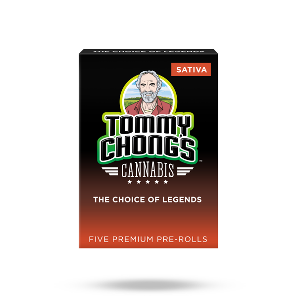 tommy chongs premium Sativa pre rolls