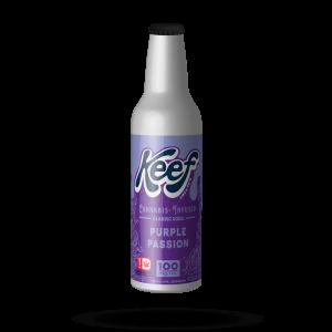 K.I.N.D. Keef Cannabis infused beverage Purple Passion