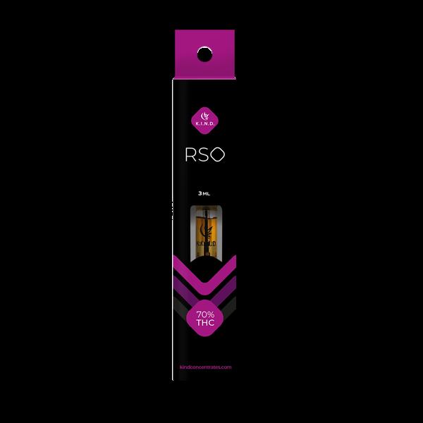 K.I.N.D. RSO 3 ml THC