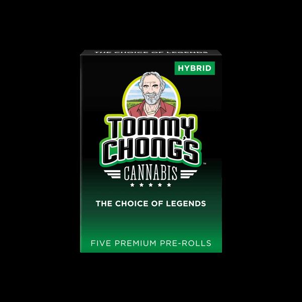 Tommy Chongs pre-rolls hybrid