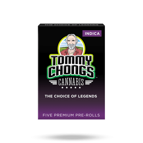 Tommy Chongs pre-rolls indica