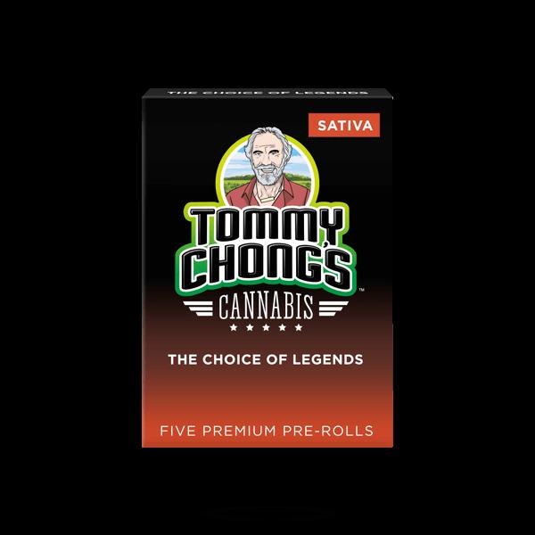 Tommy Chongs pre-rolls sativa