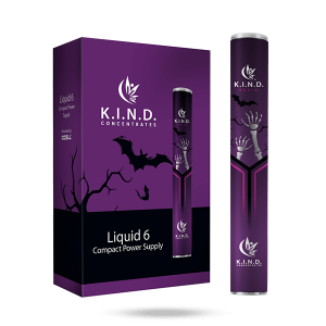 K.I.N.D. vape pen battery - Halloween edition
