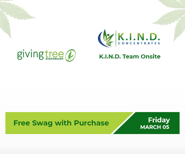 event at The Giving Tree 05.03.2021