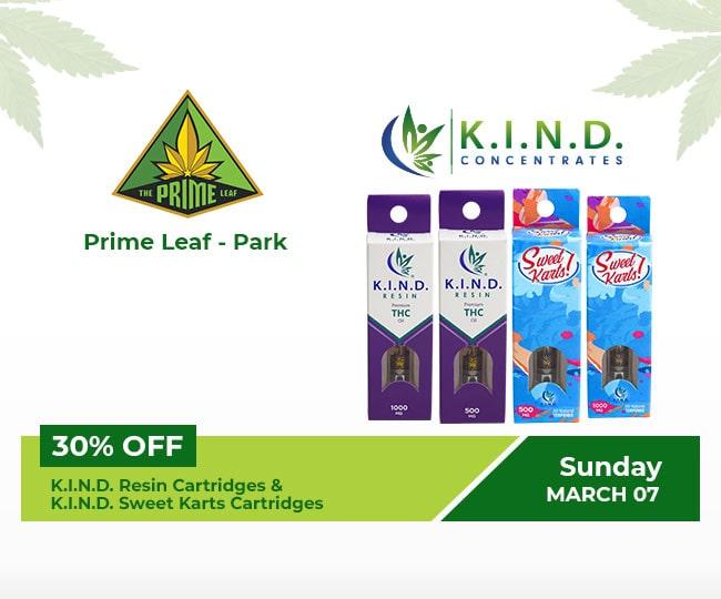 event at Prime Leaf - Park 07.03.2021