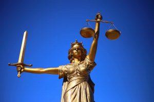 justice system symbol