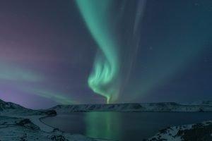 K.I.N.D. Resin Northern Lights